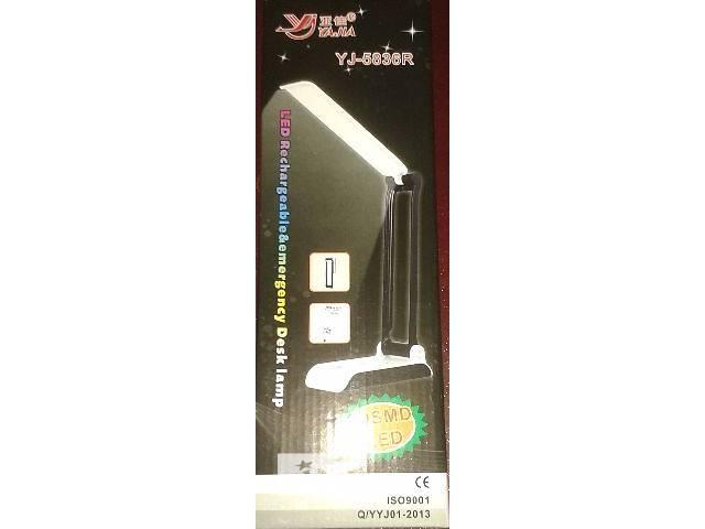 Настольная светодиодная лампа с аккумулятором!- объявление о продаже  в Одессе