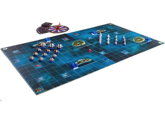 купить бу Настольная игра Адмирал - океан впечатлений на Вашем столе! в Киеве