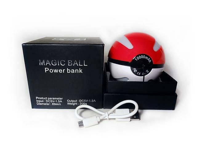 Настоящий ПОКЕБОЛ Power Bank Pokemon GO!- объявление о продаже  в Киеве