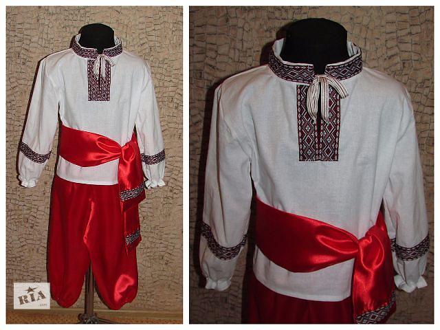 продам Национальные костюмы и рубашки-вышиванки бу в Одессе