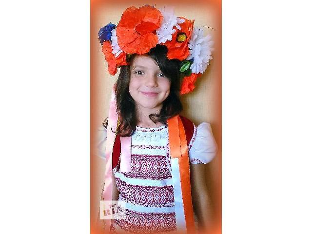 Национальный  костюм Украиночка- объявление о продаже  в Николаеве