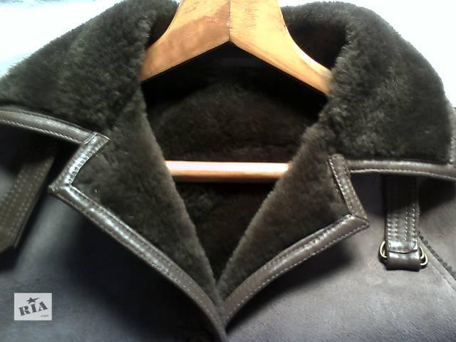 купить бу Дубленка из натуральной овчины Strong and Fisher Ltd Англия 46р в Львове
