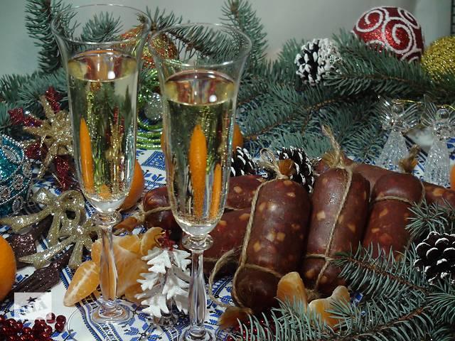 бу Натуральная колбаса собственного производства без добавок, усилителей вкуса и аромата  в Украине