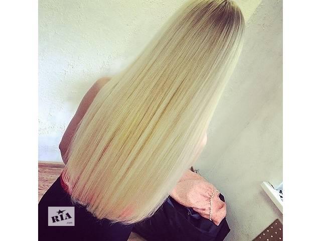 Натуральные волосы.Микронаращивание волос- объявление о продаже   в Украине