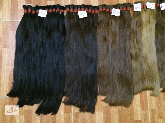Натуральный волос для наращивания. Славянский тип волос- объявление о продаже  в Николаеве