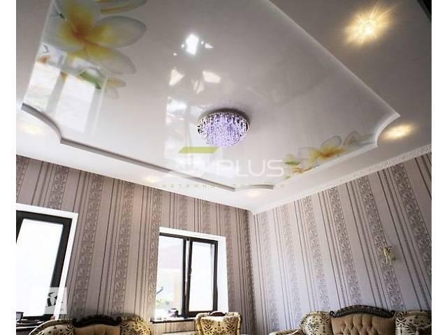 продам Натяжной потолок в гостиную! бу в Днепре (Днепропетровске)