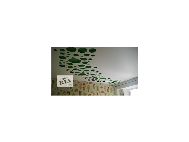 продам Натяжные потолки  Stencil  бу в Днепре (Днепропетровске)