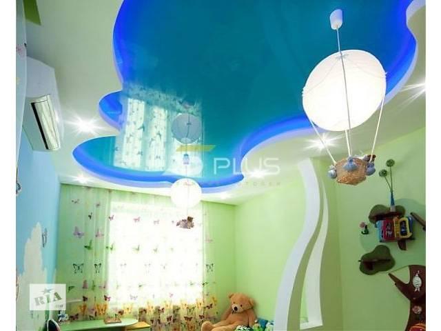 купить бу Натяжные потолки в детскую от 5plus в Днепре (Днепропетровске)