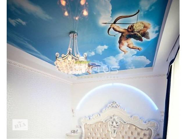 бу Натяжные потолки в спальню «5plus» в Днепре (Днепропетровске)