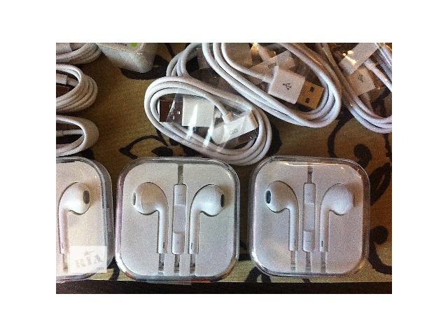 купить бу Наушники для iPhone под оригинал. в Запорожье