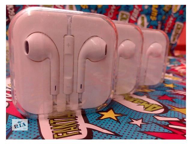 купить бу Наушники EarPods в Житомире