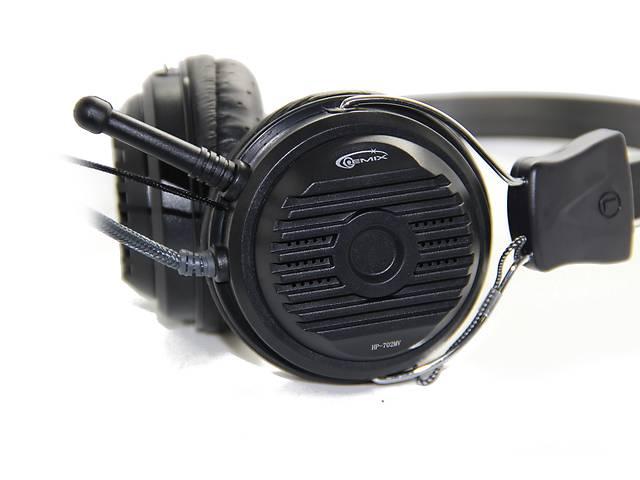 Наушники с микрофоном Gemix HP-702MV- объявление о продаже  в Киеве
