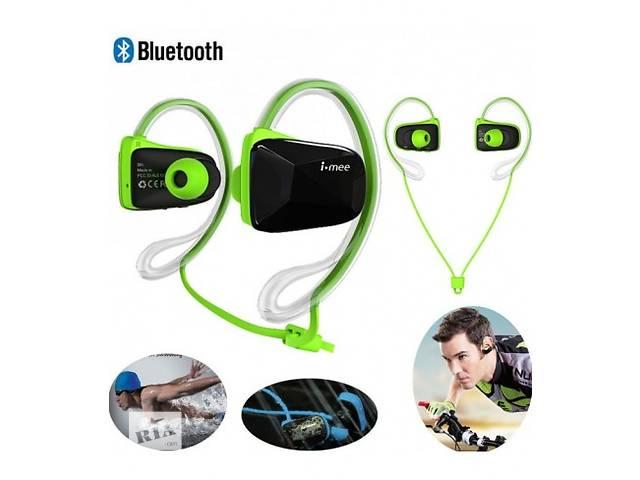 Наушники i-mee Active Voc Waterproof Bluetooth- объявление о продаже  в Киеве