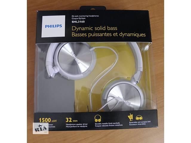 бу Наушники Philips SHL3160YL/00 Yellow в Херсоне
