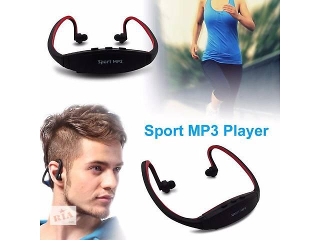 Наушники Sport MP3 плеер + microSD Спорт Player + радио FM- объявление о продаже  в Николаеве