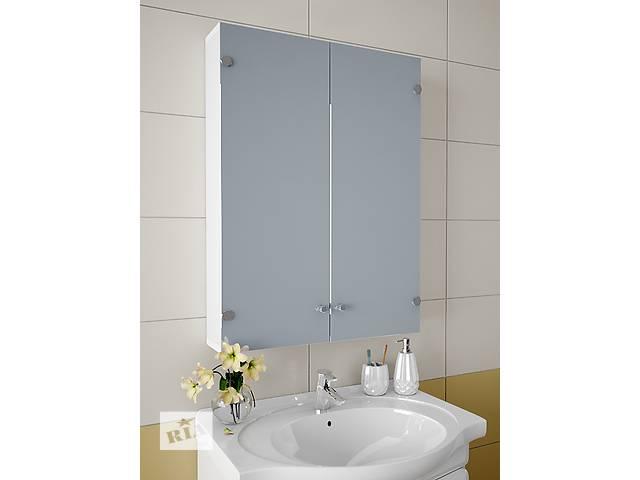Навесной, зеркальный шкаф для ванной комнаты А-68- объявление о продаже  в Киеве
