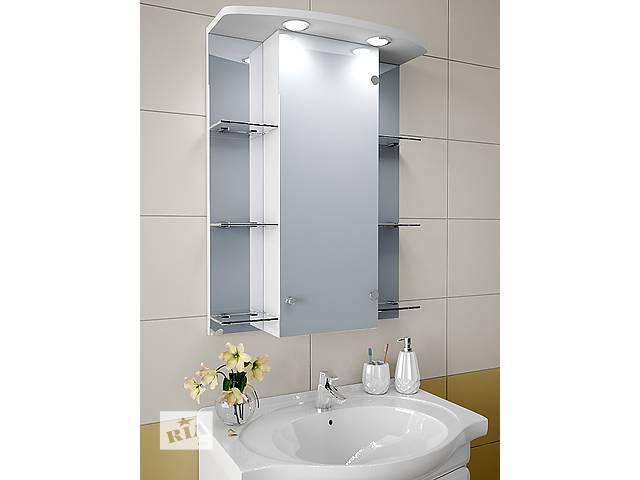 продам Навесной, зеркальный шкаф для ванной комнаты N-61 бу в Киеве