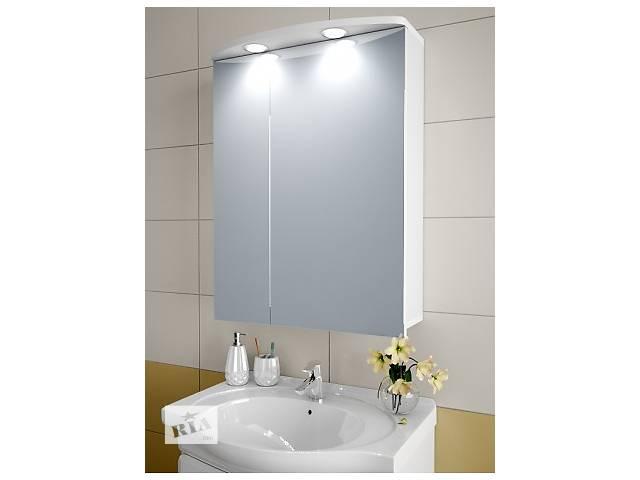 Навесной, зеркальный шкаф для ванной комнаты SZ-67- объявление о продаже  в Киеве