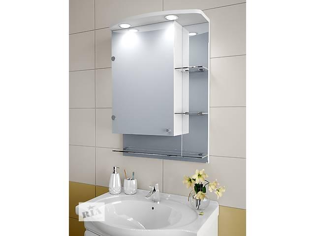 продам Навесной, зеркальный шкаф для ванной комнаты SZ-86 бу в Киеве