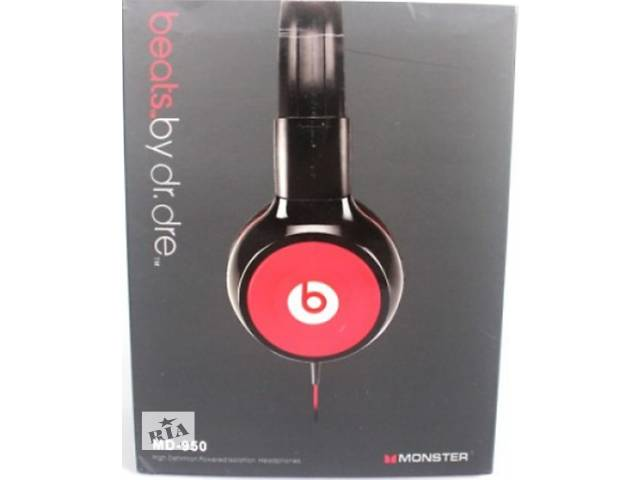 бу Навушники Beats by dr.dre MD-950 Black в Стрые