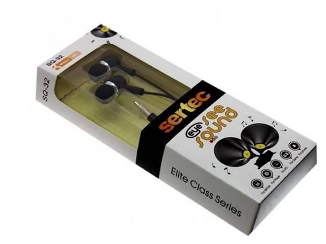 продам Навушники SERTEC SQ-32 бу в Стрые