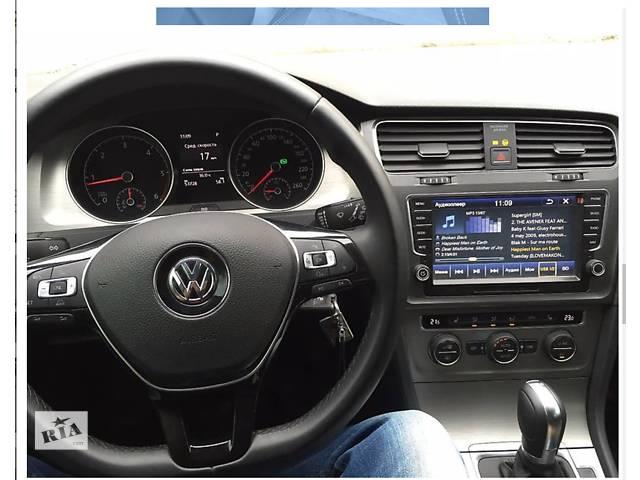 Навигация,  на Volkswagen Golf VII- объявление о продаже  в Полтаве