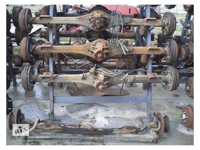 продам НАЙНИЖЧА ЦІНА… ОРИГІНАЛ… ГАРАНТІЯ …  Мост ведущий задний для легкового авто Opel Omega B бу в Ивано-Франковске