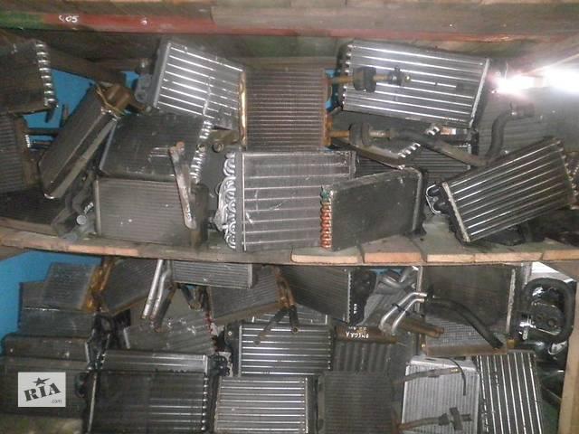 продам НАЙНИЖЧА ЦІНА… ОРИГІНАЛ… ГАРАНТІЯ …  Радиатор печки для легкового авто Audi A4 бу в Ивано-Франковске