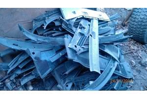 Пластик под лобовое стекло Daewoo Nexia