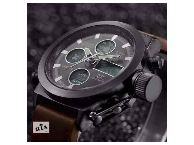 бу Не убиваемые мужские наручные часы AMST(АМСТ). ОРИГИНАЛ!! в Тернополе