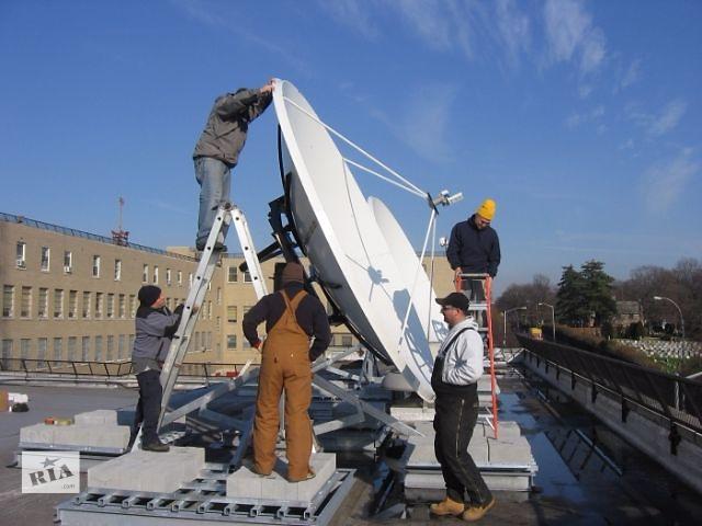 продам Не дорогая установка ,настройка,ремонт спутниковых антенн на дому Винница бу в Одессе