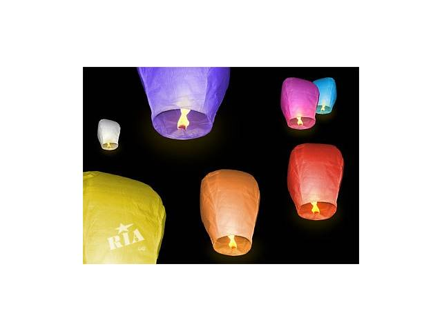 бу Небесные фонарики, Воздушные фонарики Львов купить дешево оптом и в розницу, китайские небесные огон  в Украине