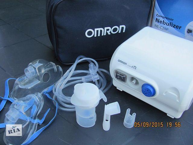 купить бу Небулайзер компрессорный Омрон 28Р за 1550 грн в Киеве