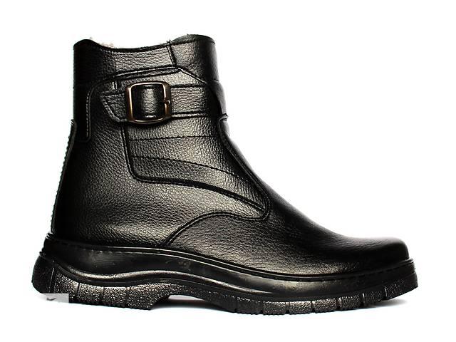 продам Недорого мужские зимние ботинки на меху 2016. бу в Днепре (Днепропетровск)