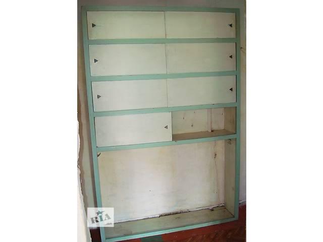 купить бу Недорого срочно продам шкаф в коридор, балкон или гараж в Киеве