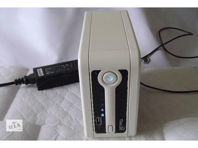 продам Недорогой домашний NAS-накопитель Thecus N299 для SOHO и дома бу в Киеве