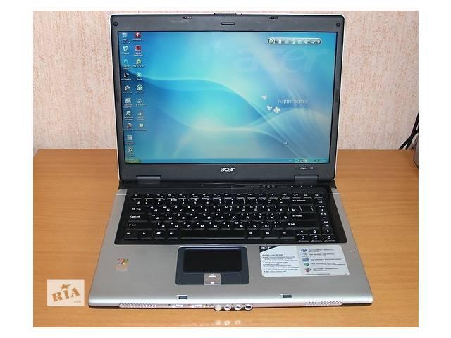 бу Недорогой  ноутбук Acer Aspire 5100 (2 ядра 2Гига) в Киеве
