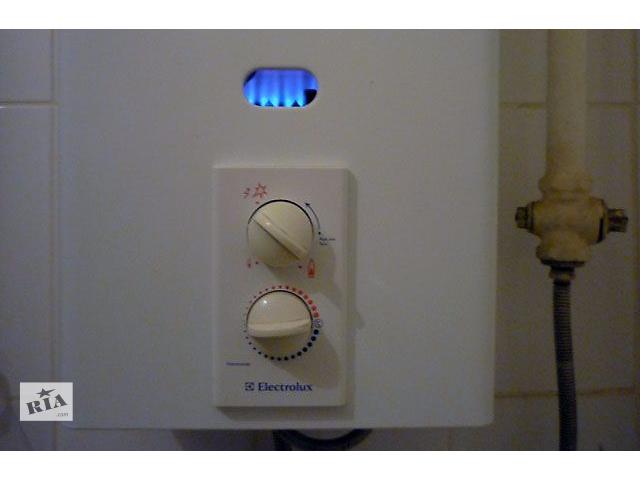 Ремонт газового котла электролюкс своими руками