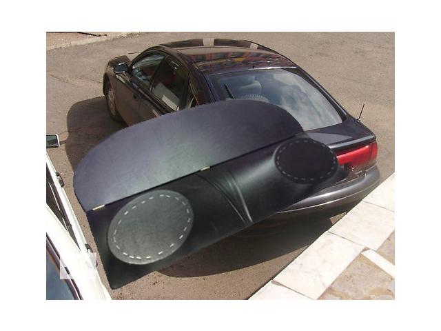 купить бу Недорогие полки оригинального дизайна под динамики на на Mazda 626 с 91 по 97 года украсят салон авто и улучшат звук дин в Житомире
