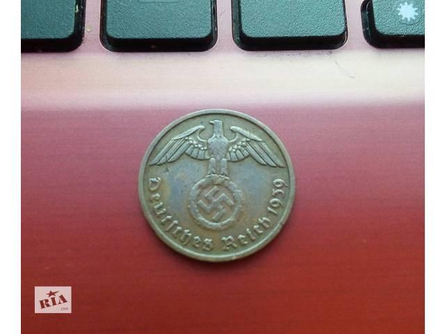 Немецкая монета 1939- объявление о продаже  в Тарутине