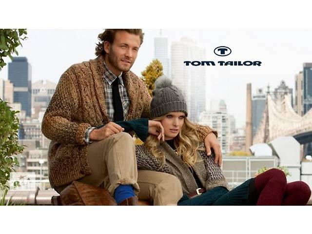 Немецкая стоковая одежда Tom Tailor оптом!- объявление о продаже  в Киеве