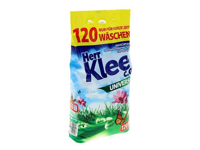 продам Немецкий стиральный порошок Her Klee Universal 10 кг, Розница и ОПТ бу в Киеве