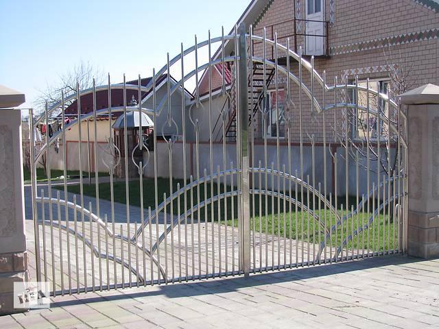 продам Нержавійка перила з нержавійки поручні з нержавіючої сталі нержавіючі меблі в Тернополі , перила нержавіючі брами сходи бу в Тернополе