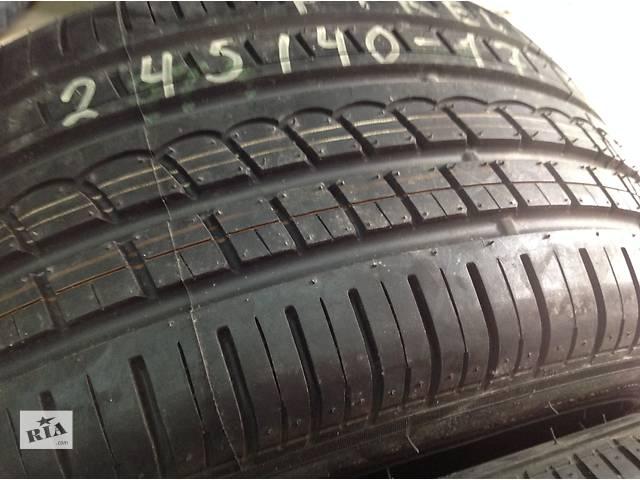 продам New 245/40 R 17 Pirelli( P Zero Rosso  )!Новые шины для легкового авто! Шини Всех Размеров! Гарантия! бу в Черновцах