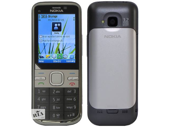 бу New! Nokia С5і Финская сборка! Заказывайте! в Киеве