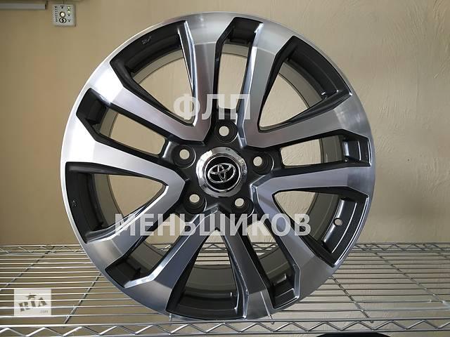 NEW R20 5x150 оригинальные диски Toyota Land Cruiser 100/200, Lexus LX, Япония- объявление о продаже  в Харькове