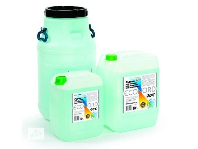 купить бу Незамерзающая жидкость для систем отопления, защита от коррозии. Econord до -30. в Киеве