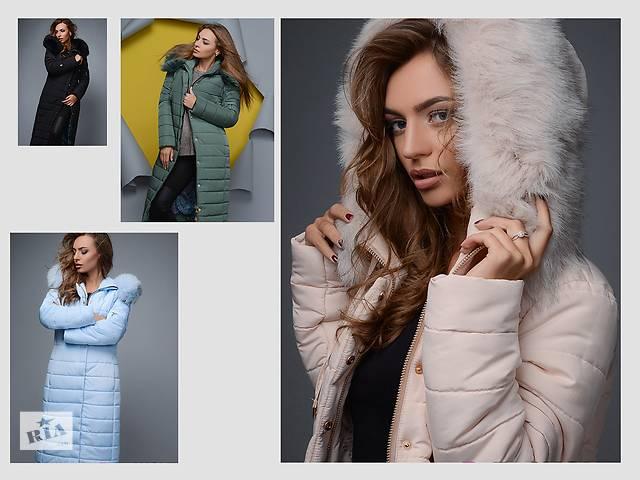 Нежная удлиненная куртка для модной зимы...- объявление о продаже  в Нежине