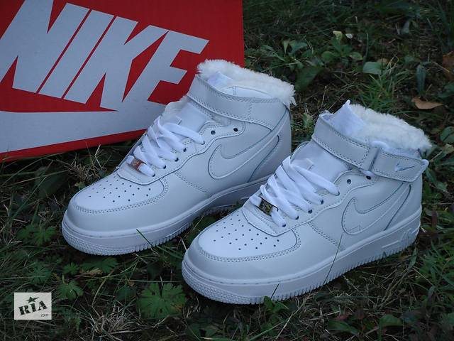продам Nike Air Force High White Winter бу в Львове