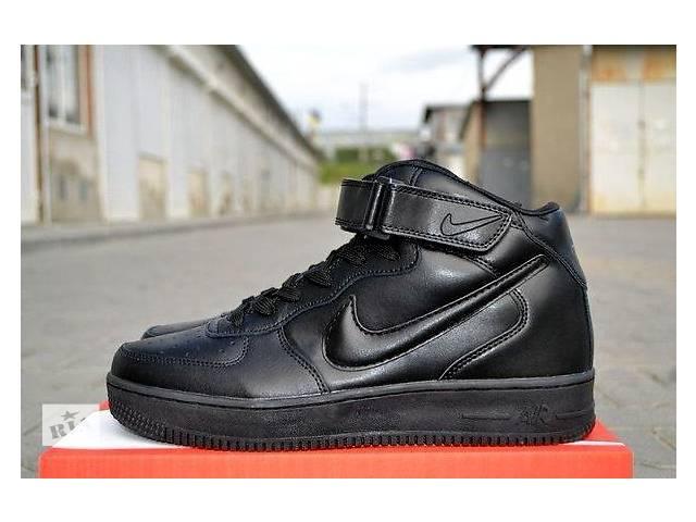 купить бу Nike Air Force  в Светловодске
